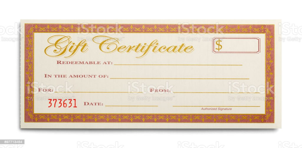 Royalty Free Gift Certificate Template Pictures Images And Stock