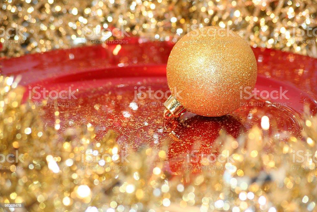외동 golden globe 빨간색 플라테 royalty-free 스톡 사진