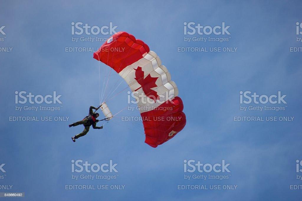 Single Jumper One stock photo