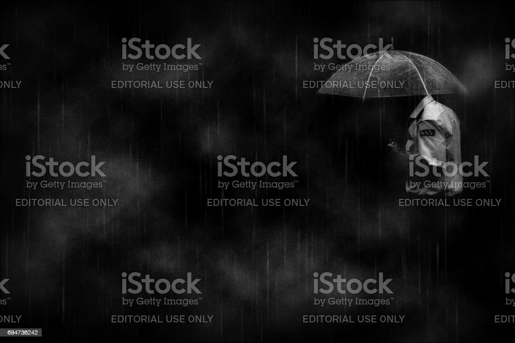 Regen man Single