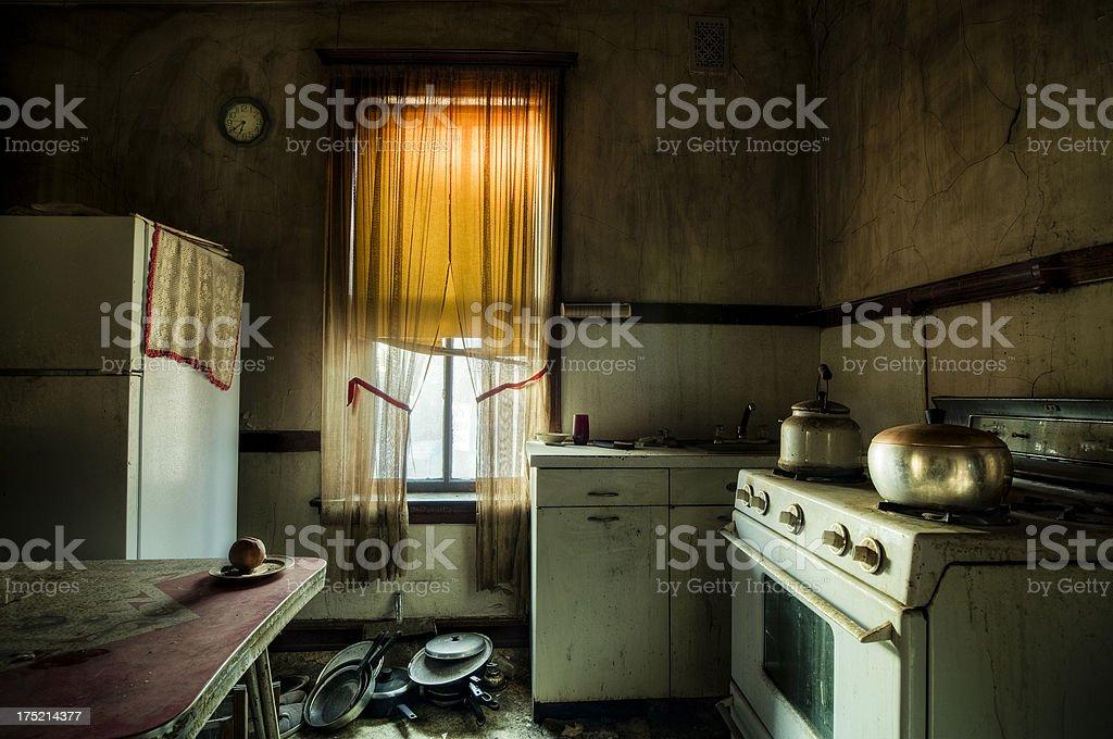 Single Mans Kitchen Stock Photo Download Image Now Istock