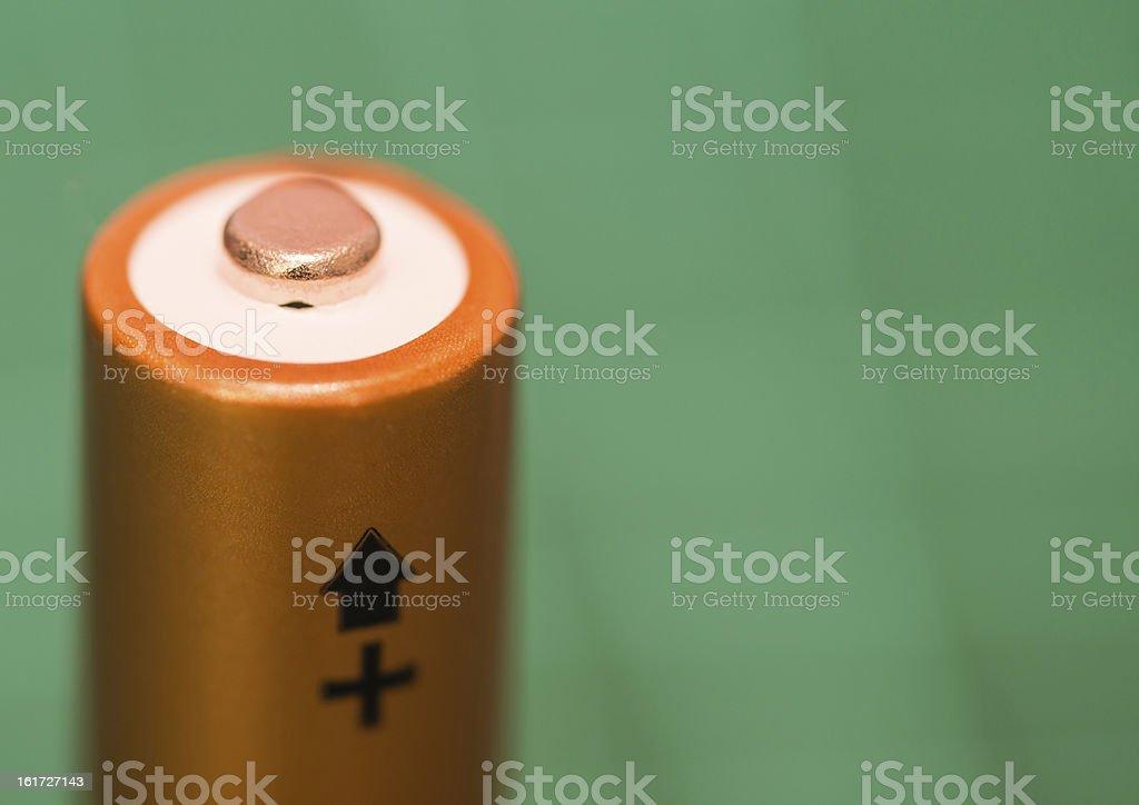 Single Power stock photo