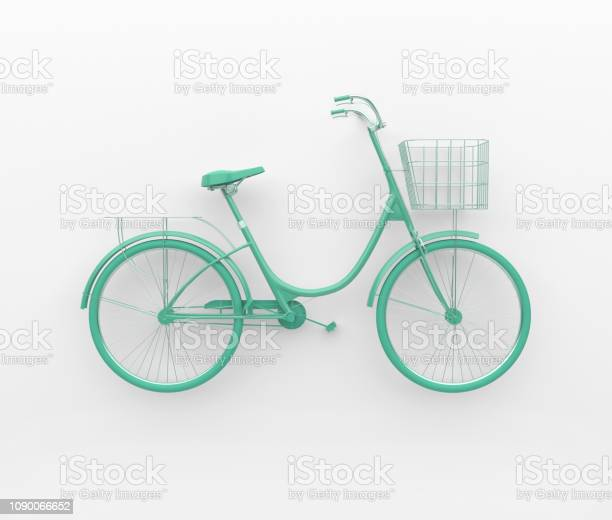 Single retro bicycle painted in monochrome turquoise isolated on picture id1090066652?b=1&k=6&m=1090066652&s=612x612&h=efedxu2hcrbikihpwmmk6 snm5pr t5gpa2ndjw5zv8=