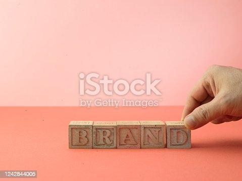 1140385944 istock photo single word brand 1242844005