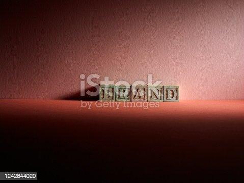 1140385944 istock photo single word brand 1242844020