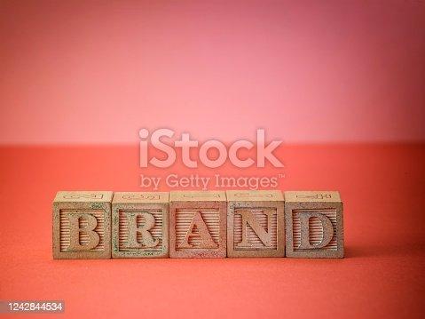 1140385944 istock photo single word brand 1242844534