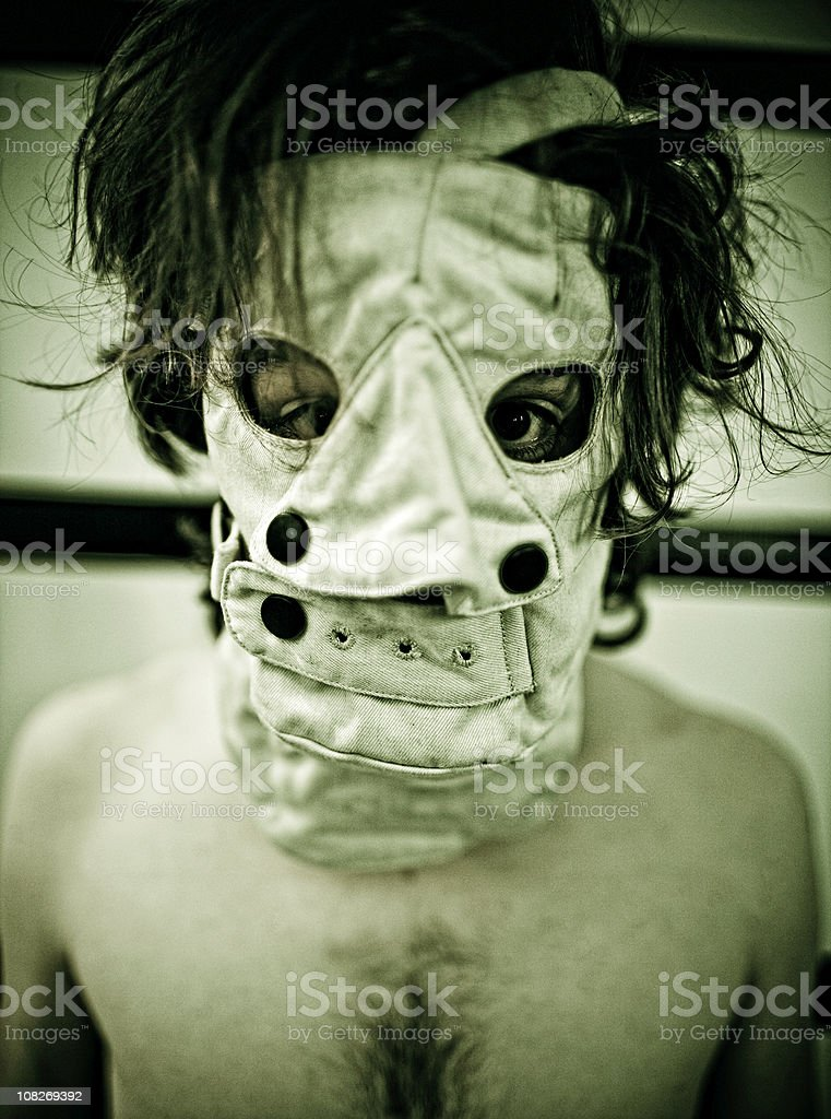 sinister royalty-free stock photo