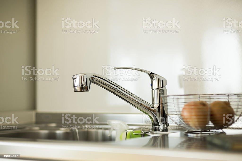 Pia da cozinha - foto de acervo