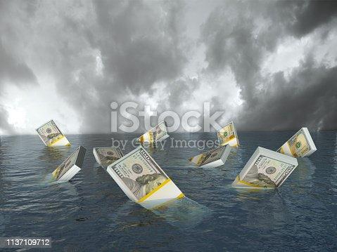 Sinking Money