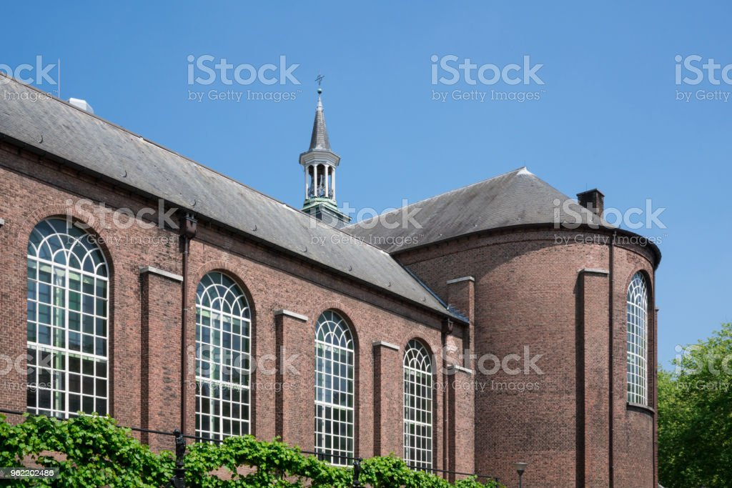 Sint Jans Church, Roosendaal, The Netherlands stock photo