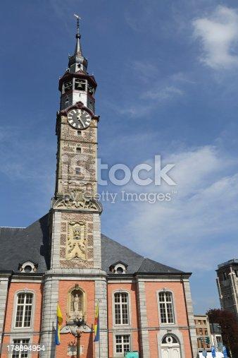 istock Sint Truiden Town hall - 1 178894954