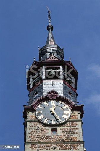 istock Sint Truiden Town hall - 3 178862165