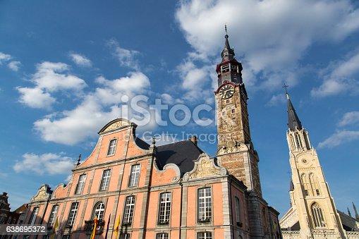istock Sint - Truiden Town hall 638695372
