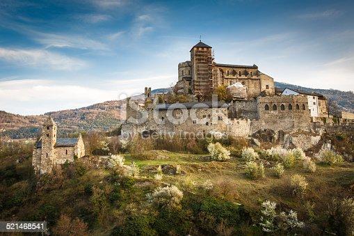 istock Sion castle, Switzerland 521468541