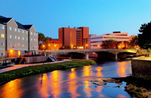 Sioux Falls South Dakota Stock Photo - Download Image Now