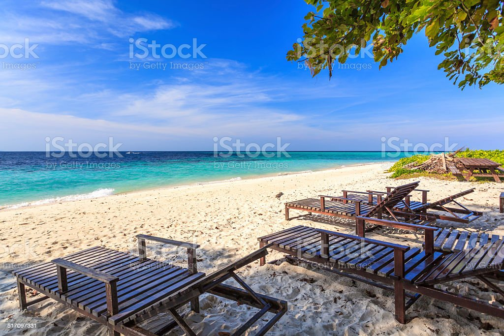 Sipadan Landscape stock photo