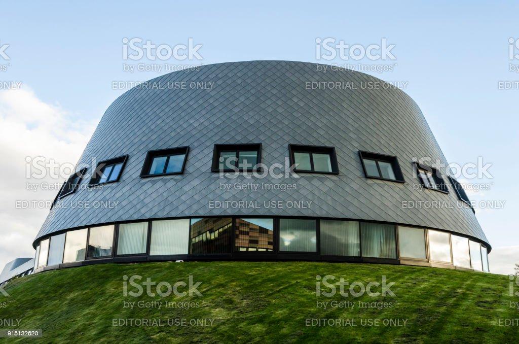 Sir Colin Campbell Building, Nottingham University stock photo