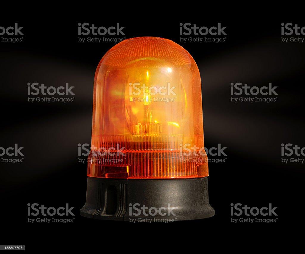 siren light royalty-free stock photo