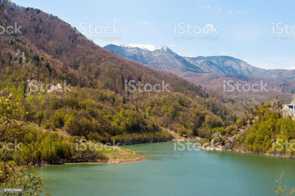 Siriu 湖 免版稅 stock photo