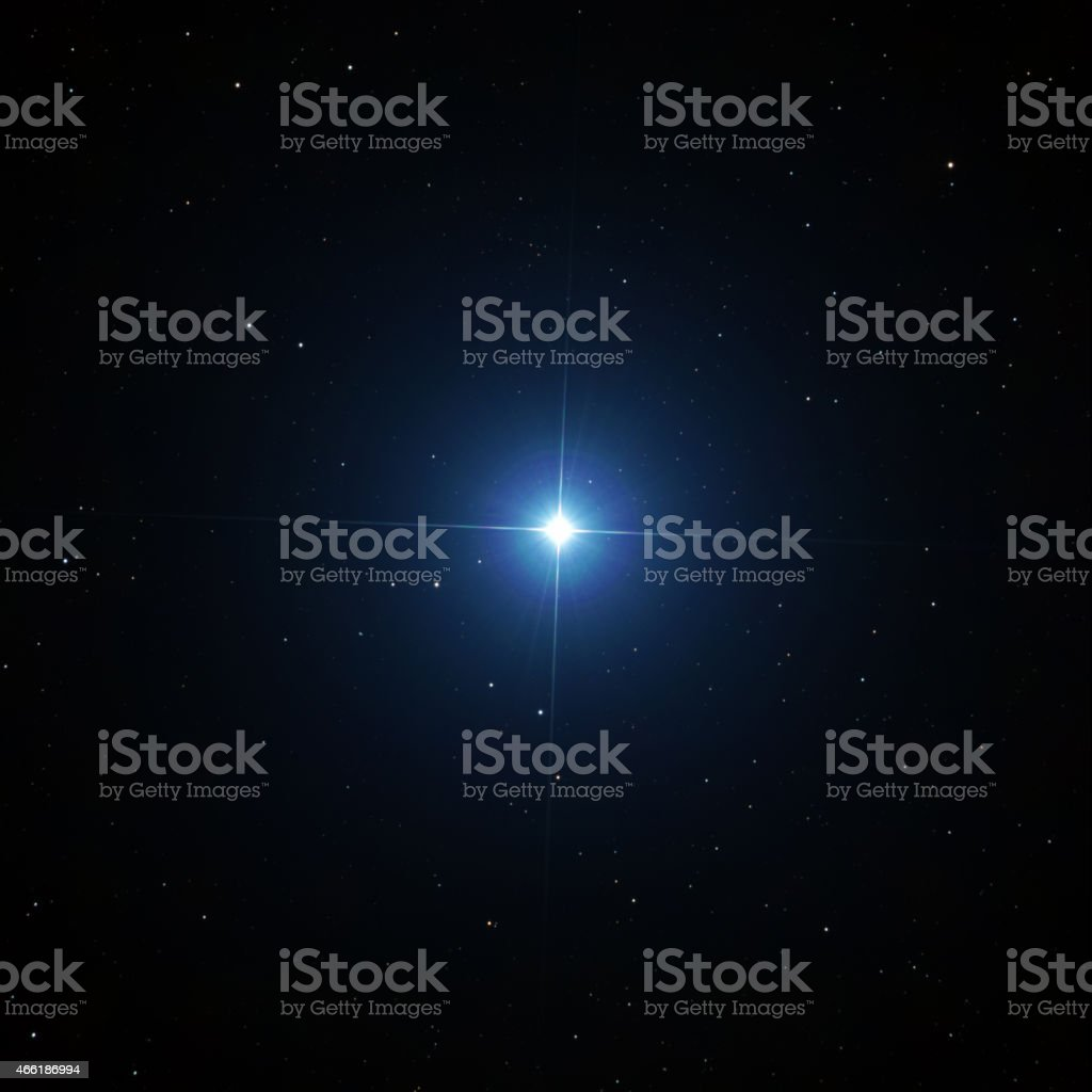 Sirius stock photo