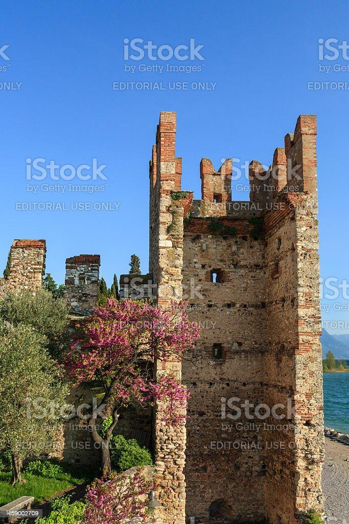 Sirmione, Lake Garda royalty-free stock photo