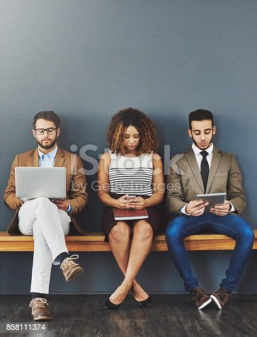 istock Sit tight and stay focused 858111374