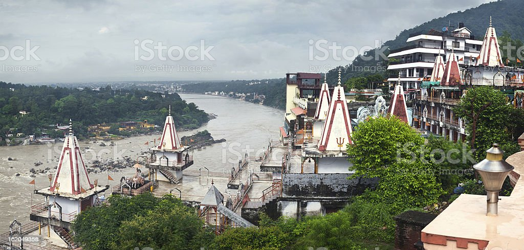 Sitaram Dham stock photo