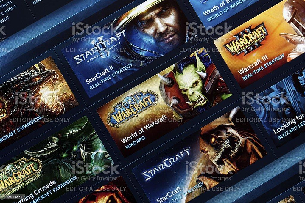Site Blizzard.
