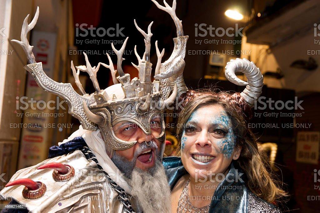 Sitges Carnival's Carnestoltes 2015 – Foto