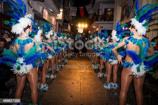 Sitges Carnivals Carnestoltes 2015 Stock-Fotografie und mehr Bilder von 2015