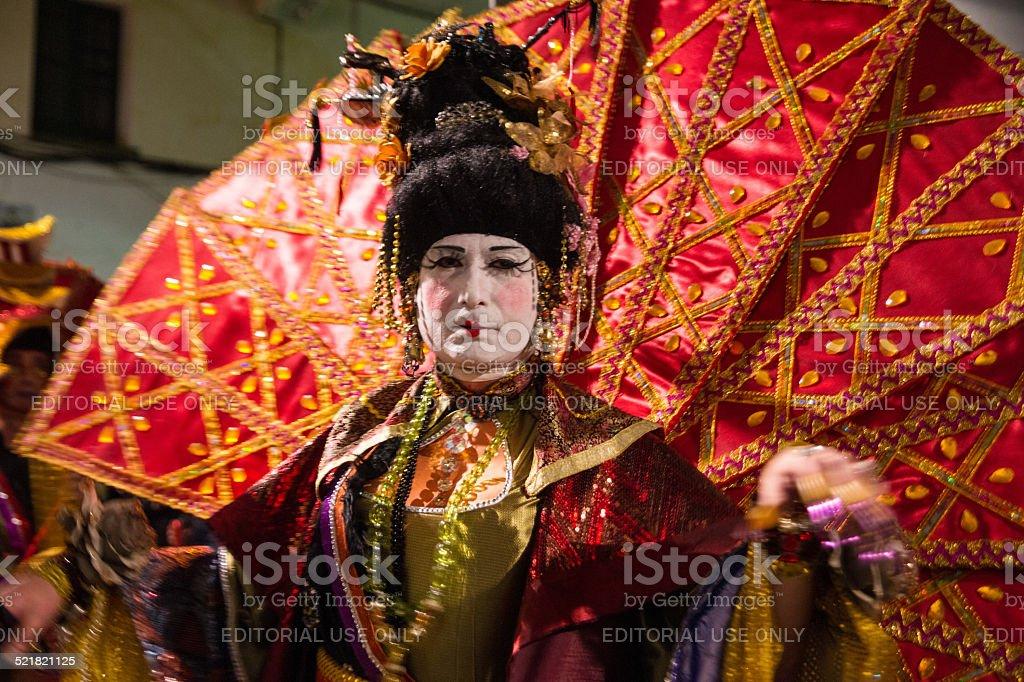 Sitges Karneval s Carnestoltes – Foto