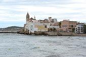 Sitges is a popular seaside resort near Barcelona
