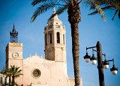 Summer village in Barcelona, Spain.http://www.phototrolley.com/downloads/BannersIstock/BannerBarcelona.jpg