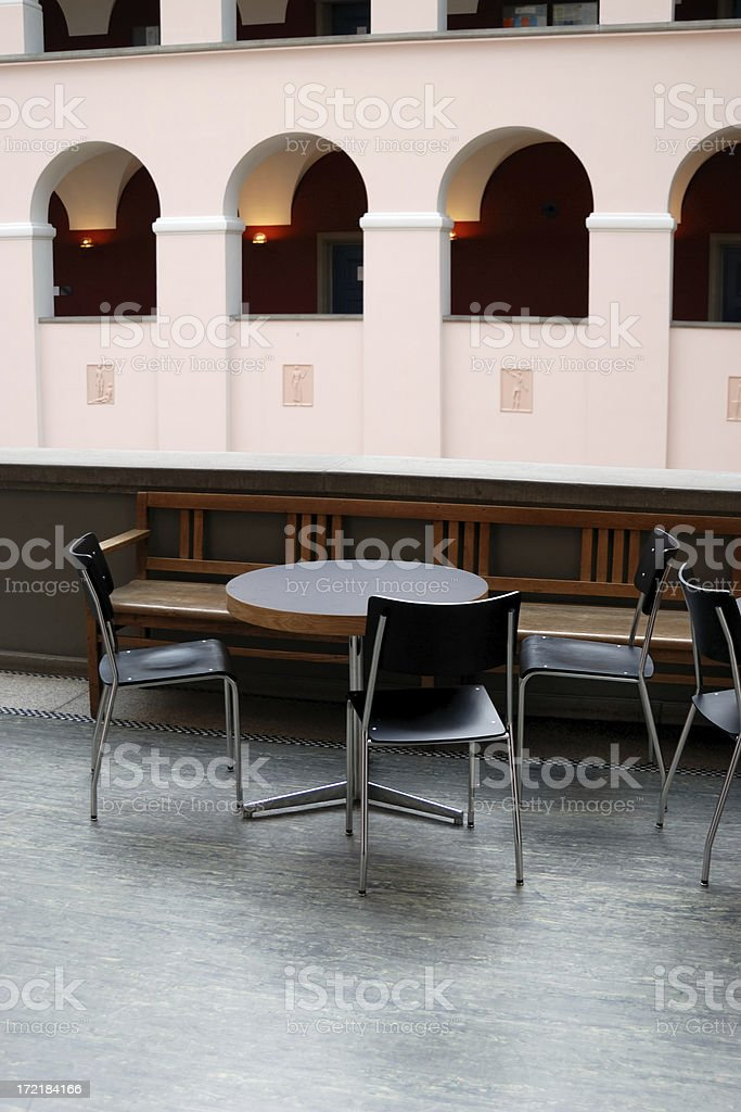 sitting beauty royalty-free stock photo