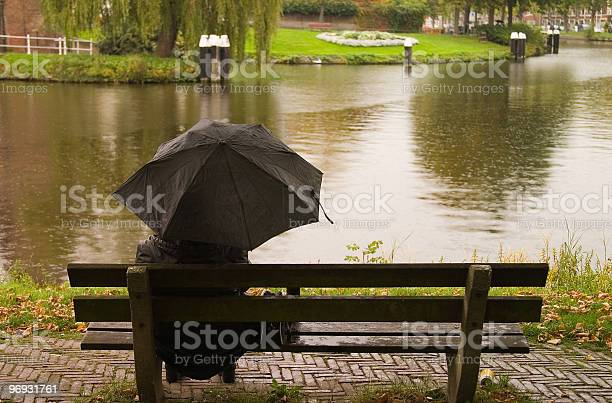 Photo of Sitting in the rain