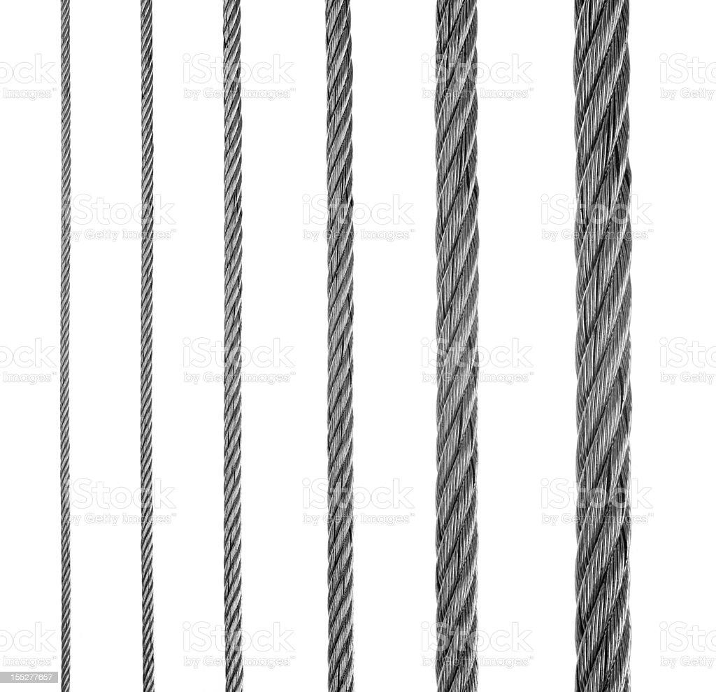 Steel Ankertau. – Foto