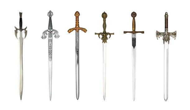 六中世紀劍 - sword 個照片及圖片檔