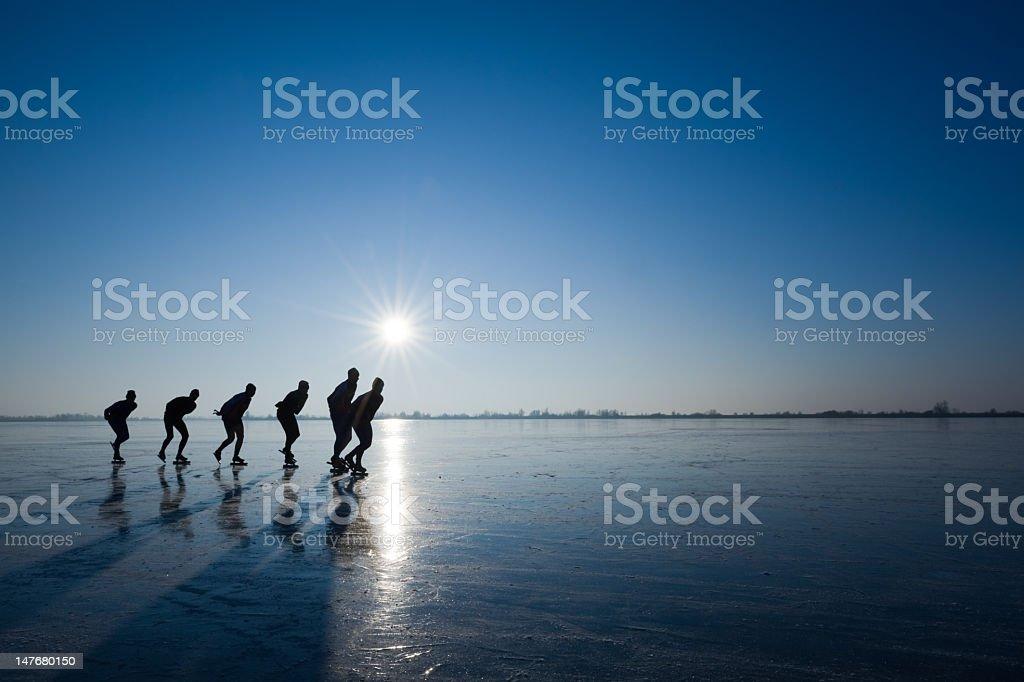 Eislaufen – Foto