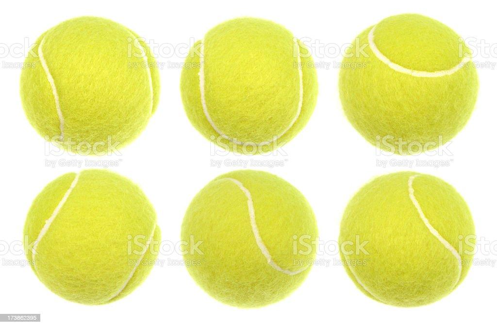 Balles de Tennis - Photo