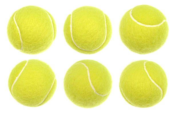Pelotas de tenis - foto de stock
