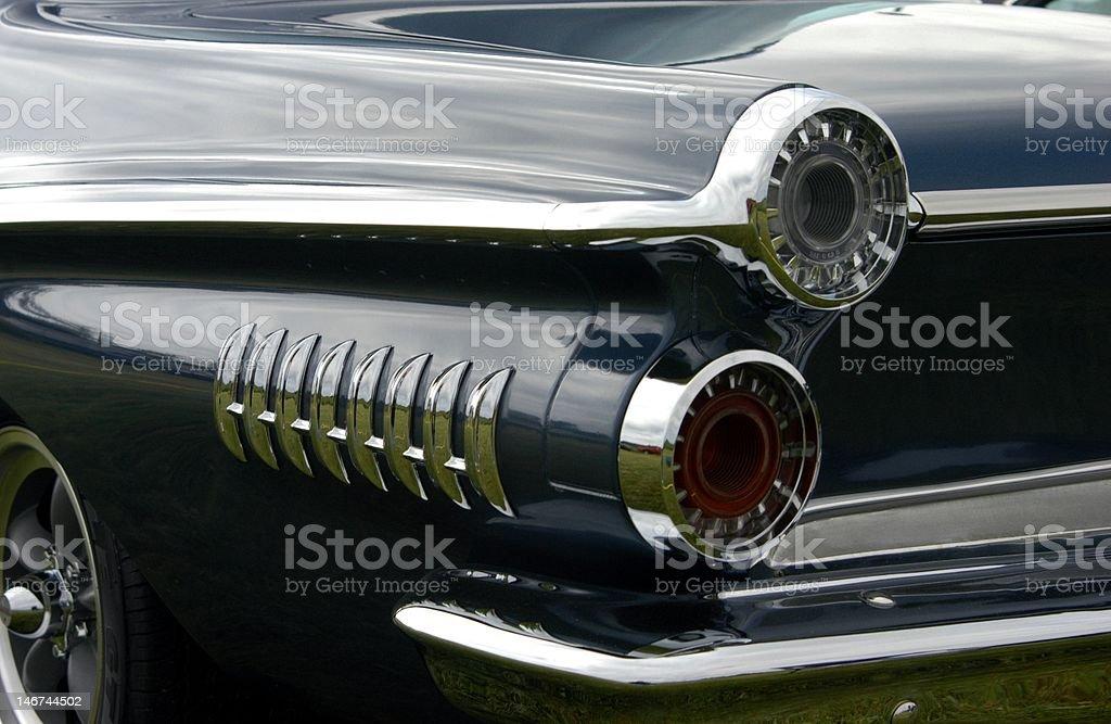Sixty Two Dodge Dart stock photo