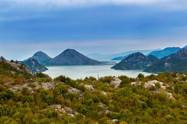 Skadar Lake - Montenegro stock photo