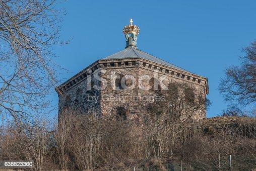 istock Skansen Kronan fortress in Gothenburg 638823360