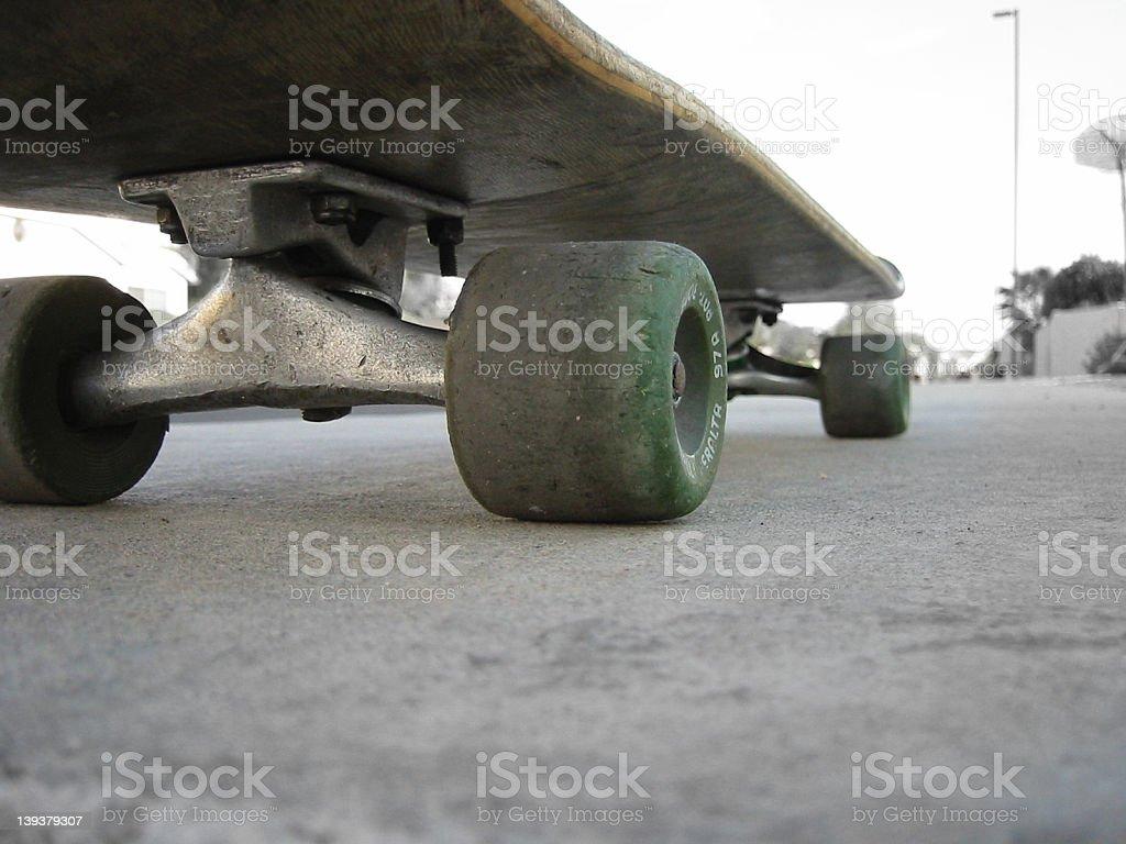 Skate 2 stock photo