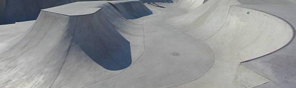 skate park stock photo