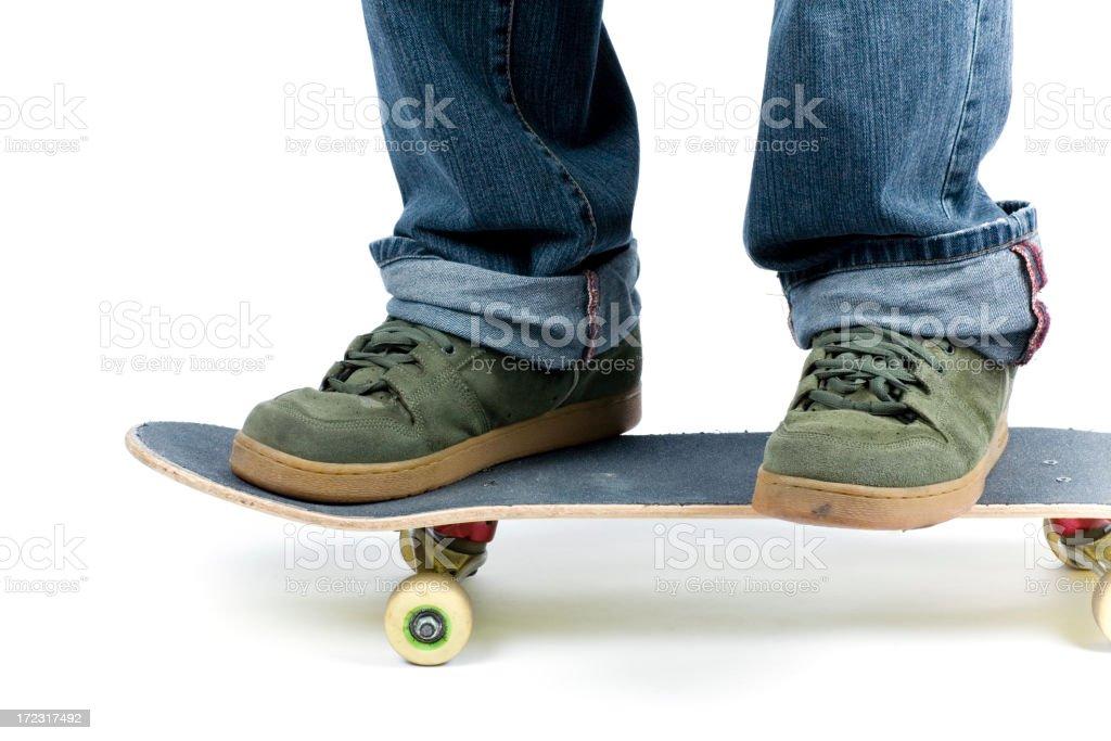 Skate! stock photo