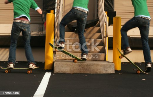 92451800 istock photo Skate Sequence 173540986