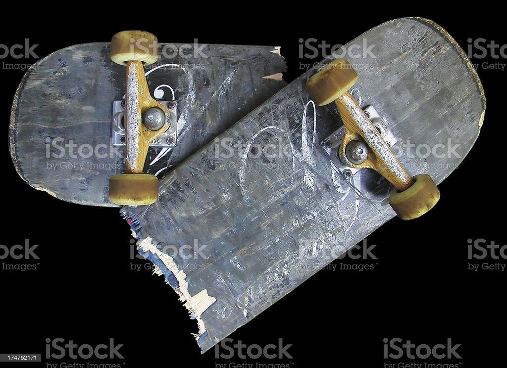 skateboard 2k stock photo