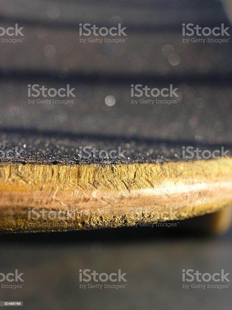 Skateboard Close-up royalty-free stock photo