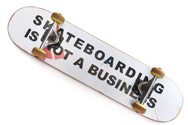 スケートボード白背景 - スケートボード ストックフォトと画像